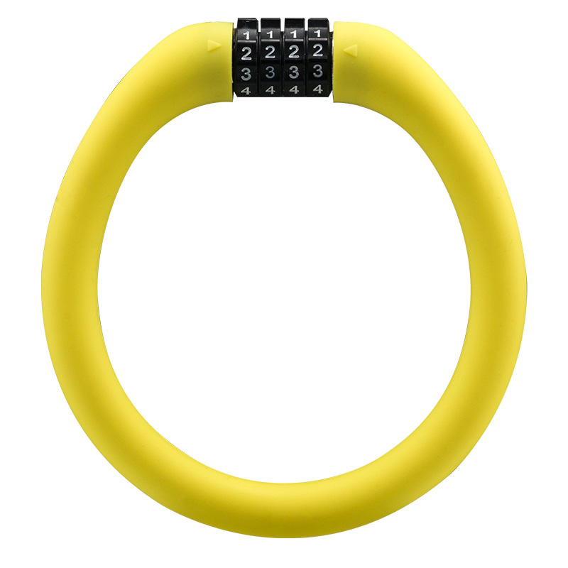 Silicone Overmoulded Cable Lock